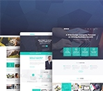 Bizzie - Responsive Business HTML5 Template thumbnail