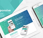 Bizzie - Fully Responsive and Retina Ready thumbnail