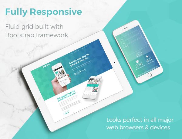 Bizzie - Responsive Business HTML5 Template - 2